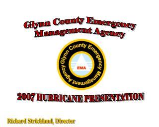 2007 HURRICANE PRESENTATION