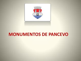 MONUMENTOS  DE  PANCEVO