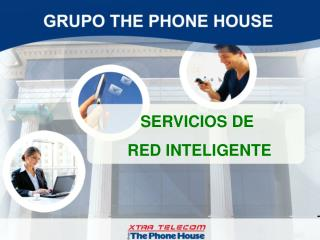 SERVICIOS DE  RED INTELIGENTE