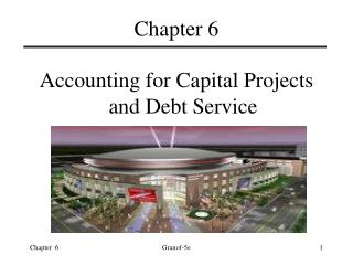 Accounting for Capital Projects and Debt Service