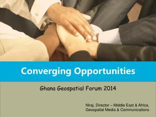 Converging  Opportunities
