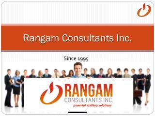 Rangam Consultants  I nc.