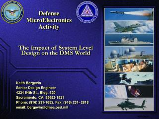 Defense MicroElectronics Activity