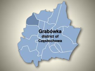 Grab�wka  district of Cz?stochowa