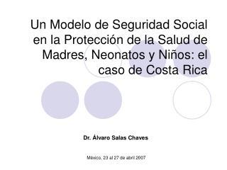 México, 23 al 27 de abril 2007