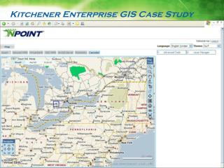 Kitchener Enterprise GIS Case Study