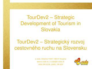 e-code, Slnečná 1164/7, 963 01 Krupina e-code.sk, e-code@e-code.sk