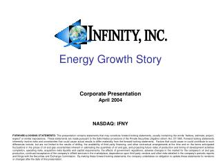 Energy Growth Story