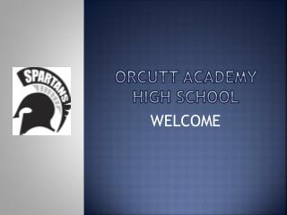 Orcutt Academy High School