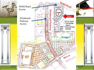 Windward Parkway & Webb Road