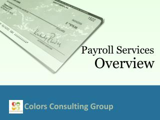 Colors Consulting Group