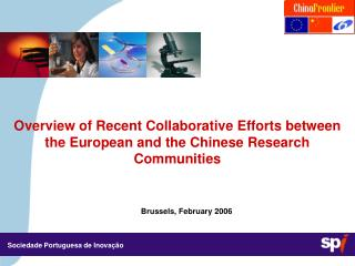 Overview of Recent Collaborative Efforts between the European and the Chinese Research Communities
