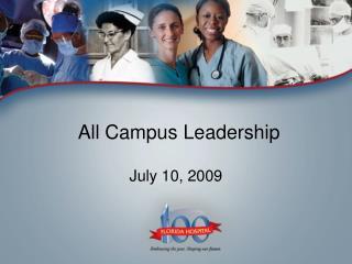 All Campus Leadership