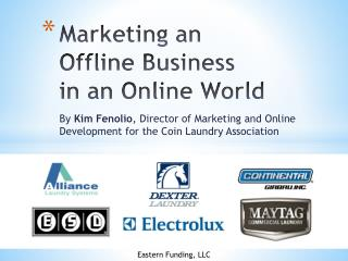 Marketing an Offline Business in an Online World