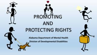 Alabama Department of Mental Health Division of Developmental Disabilities