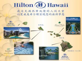 希尔顿夏威夷海滩度假村