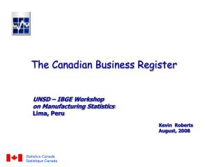 The Canadian Business Register