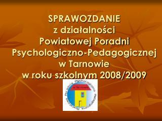 Siedziba PPPP w Tarnowie