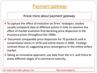 World largest sites of payment gateway