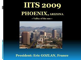 IITS 2009