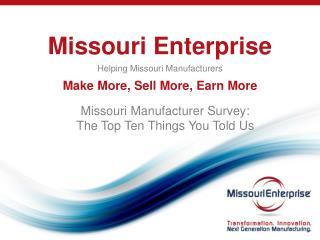 Missouri Enterprise