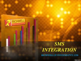SMS Integration | SMS Service Provider | Bulk SMS Service |