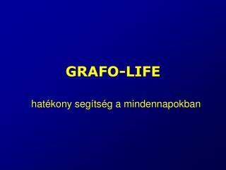 GRAFO-LIFE