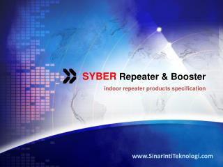 SYBER  Repeater & Booster