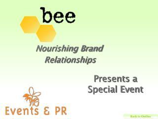 Nourishing Brand