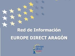 Red de Información EUROPE DIRECT ARAGÓN