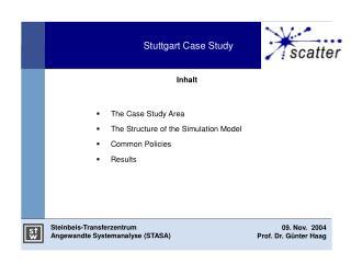 Stuttgart Case Study
