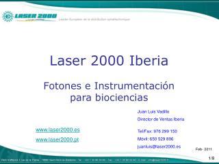 Laser 2000 Iberia