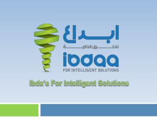 Ibda'a For Intelligent Solutions