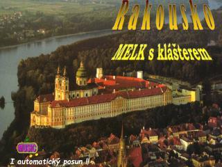 MELK s klášterem
