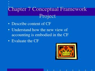 Chapter 7 Conceptual Framework Project