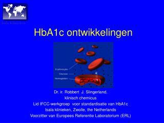 HbA1c ontwikkelingen