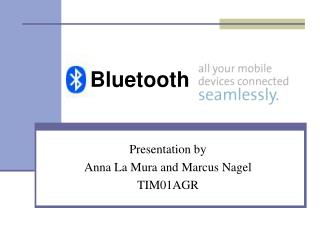 Presentation by Anna La Mura and Marcus Nagel TIM01AGR