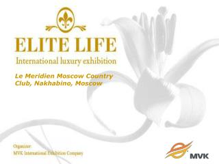 Le Meridien Moscow Country Club, Nakhabino, Moscow