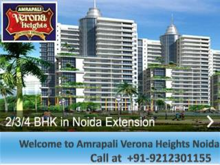 Amrapali Verona Heights Noida