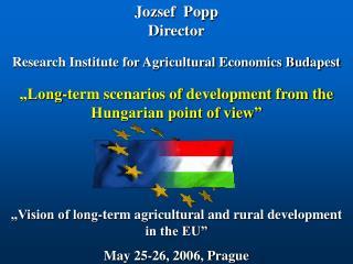 Jozsef  Popp                                                     Director