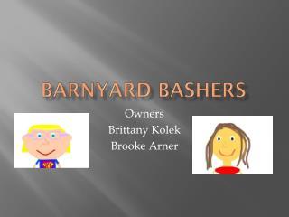 Barnyard Bashers