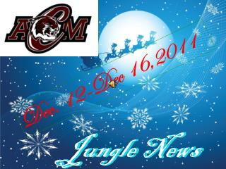 Jungle News