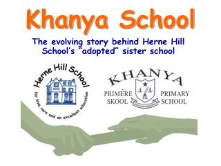 Khanya School