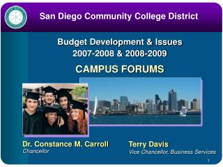 Budget Development & Issues 2007-2008 & 2008-2009