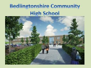 Bedlingtonshire  Community High School