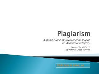 Plagiaris m