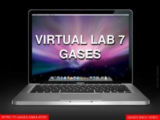 VIRTUAL LAB 7 GASES