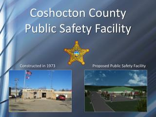 Coshocton County Public Safety Facility