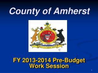County of Amherst