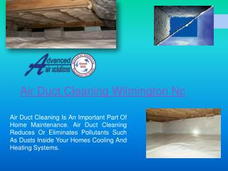 Residential Air Duct Cleaners In Wilmington